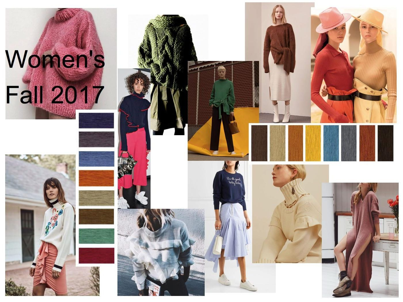 Womens Fall 2017